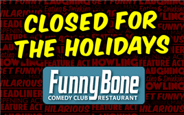 CLOSED - Happy Holidays