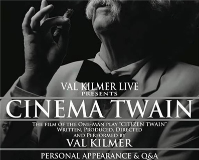 Val Kilmer Live Presents CINEMA TWAIN