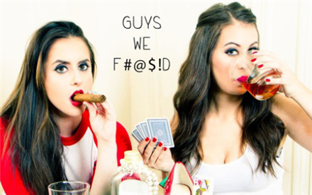 Guys We F****d Tour: Krystyna Hutchinson & Corinne Fisher