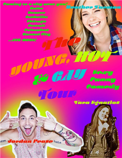 The Young, Hot & Gay Tour