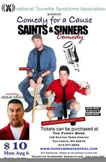 The Saints and Sinners Comedy Tour